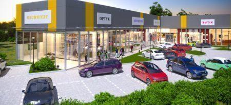 Pozwolenie na budowę obiektu w Przywidzu